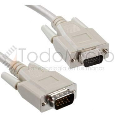 Cable VGA 5mtrs