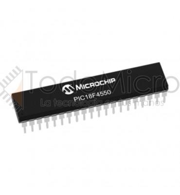 Microcontrolador microchip PIC18F2550-I/SP