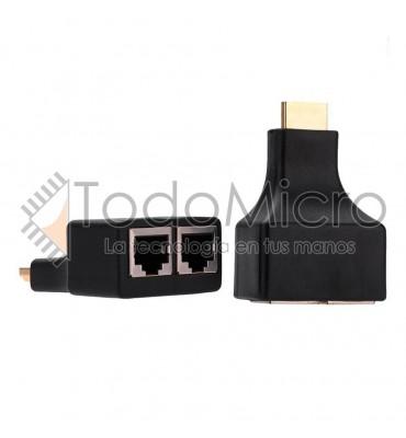 Extensor HDMI por UTP