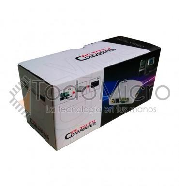 Conversor VGA a video compuesto y S-Video
