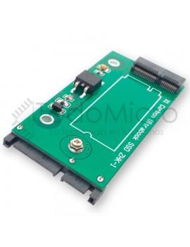 Adaptador M2 NGFF a PCIE B+M key