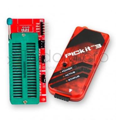 Programador PicKit3