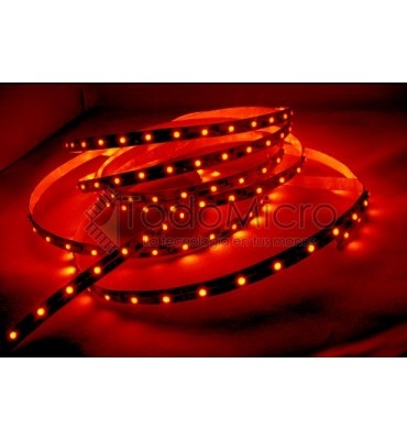 Tira de LEDs 3528 WaterProof 60 led Por metro