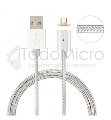 Cable magnetico micro USB