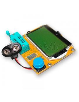 Tester USB de voltaje y corriente