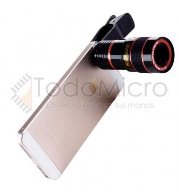 Lente Zoom x8 para celular