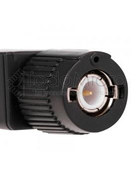 Osciloscopio portátil 60MHz 2 canales pantalla