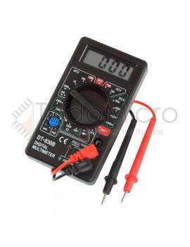 Multimetro digital DT830B