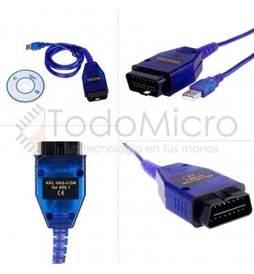 VAG COM409.1 USB Para Diagnostico automotriz