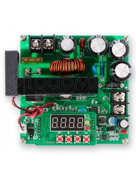 Step up DC-DC 900W hasta 120V 15A