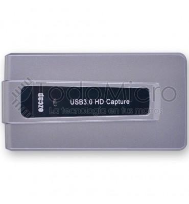 Capturadora de Video para Streaming Ezcap287