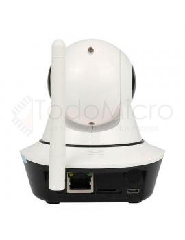 Camara IP inalambrica 720p Onvif con Movimiento