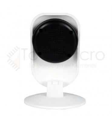 Camara IP Compacta inalambrica 720p Onvif y Tarjeta SD