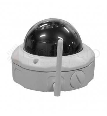 Camara IP domo exterior waterproof 960p IR Onvif Varifocal