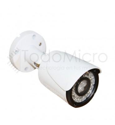 Camara IP fija tipo bulet exterior 720p con IR Onvif