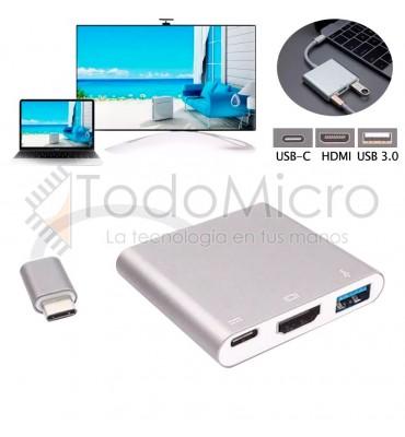 Conversor Displaylink USB 2.0 a HDMI
