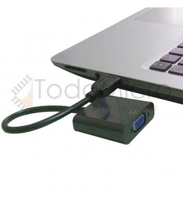 Conversor USB a VGA