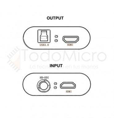 Capturadora de Video AG-SDI a USB 3.0