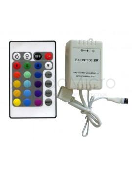 Controlador RGB para leds