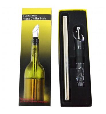 Enfriador, oxigenador y vertedor para vino - Regalo empresarial