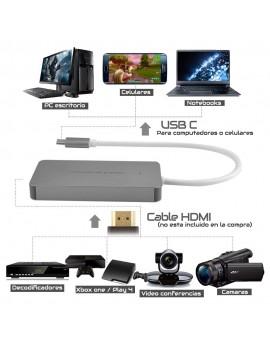Capturadora de video HDMI...
