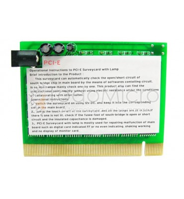 Tester para slot PCI-E