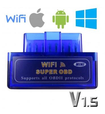 Escaner automotriz WIFI ELM327 ODB2 V1.5