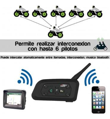 5fd21172c49 ... Bluetooth para Casco de Moto Ejeas V6 1200 Mts 2 unidades. Parlante  Micro Componente. Parlante Micro Componente; Parlante Micro Componente ...