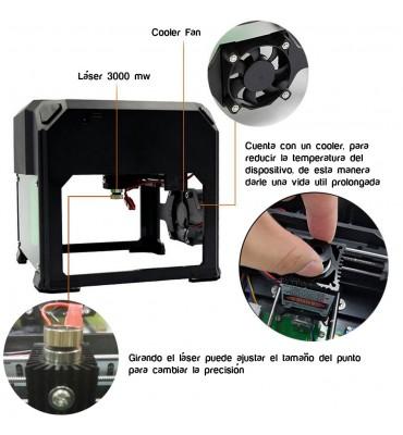 grabadora laser portatil 1500mw