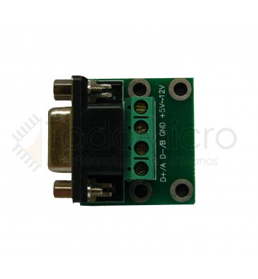 Conversor Adaptador Rs232 A Rs485