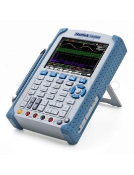 Osciloscopio portátil 60MHz 2 canales pantalla + generador