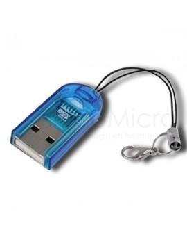 Lector de tarjetas Micro SD