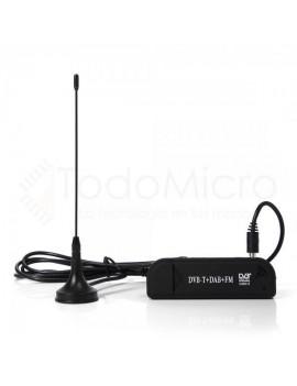 Sintonizador TV Digital, FM y SDR