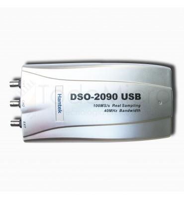 Osciloscopio USB 40Mhz 2 canales