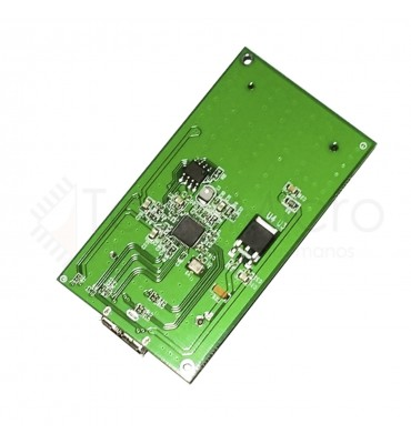 Adaptador mSATA SSD a USB 3.0 con case