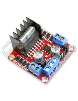 Modulo driver motores paso a paso L298N
