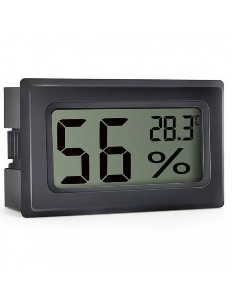 Termometro Digital Humedad Temeratura Higrometrocon Termómetro digital 2 en 1 el monitor digital de temperatura y humedad le permite comprobar la. termometro digital humedad temperatura higrometro