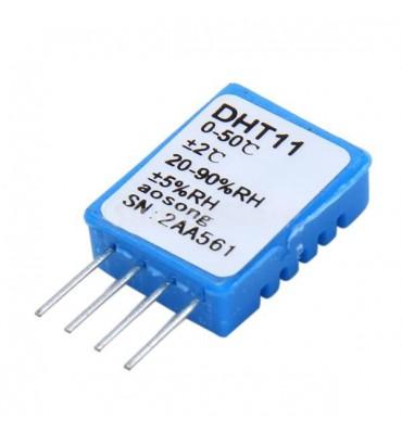 Sensor De Temperatura Y Humedad  Dht11 Arduino