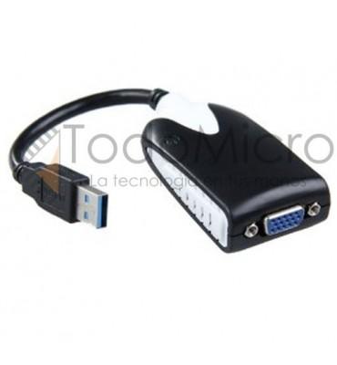 Conversor USB 3.0 a VGA