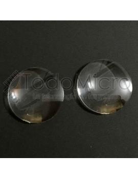 Lentes Biconvexos 30mm