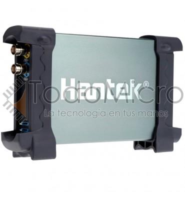 Osciloscopio Hantek 6022be