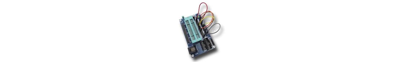 Adaptadores para circuitos integrados